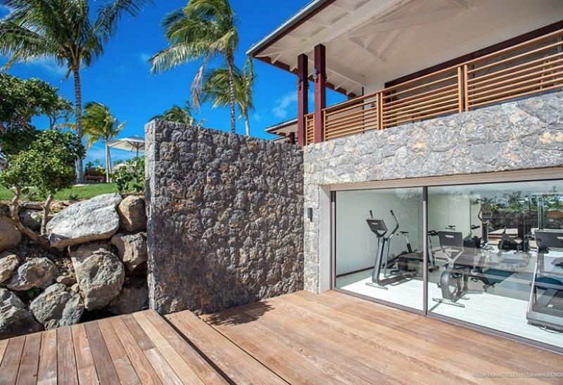 Blanc Bleu Ultra Luxury Villa St Barts