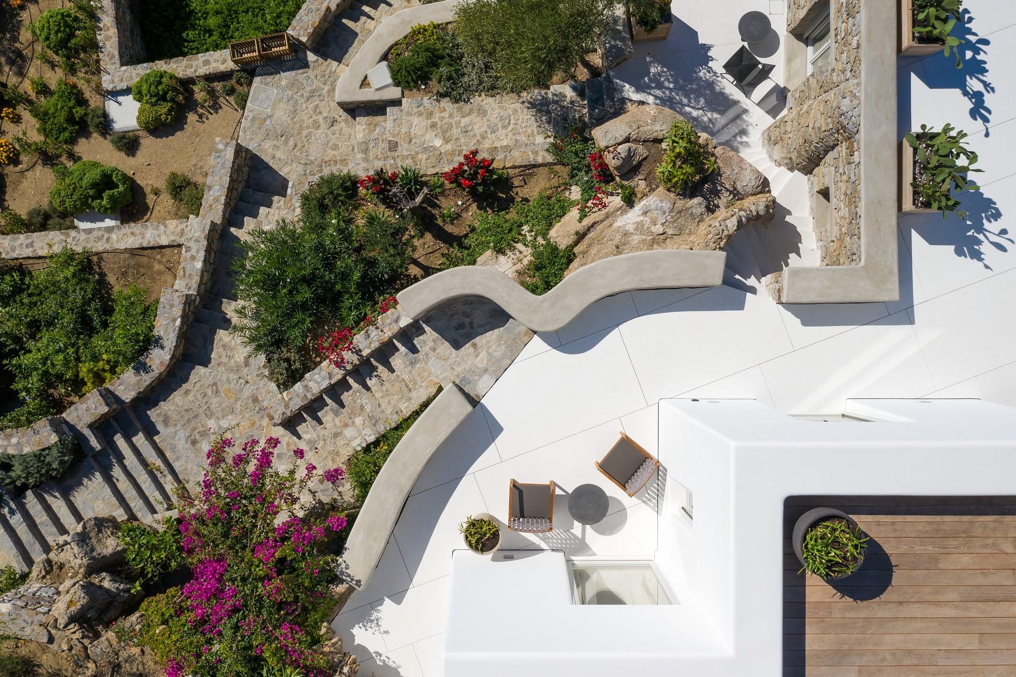 Majestic property in prime Agia Sofia, Mykonos, Greece