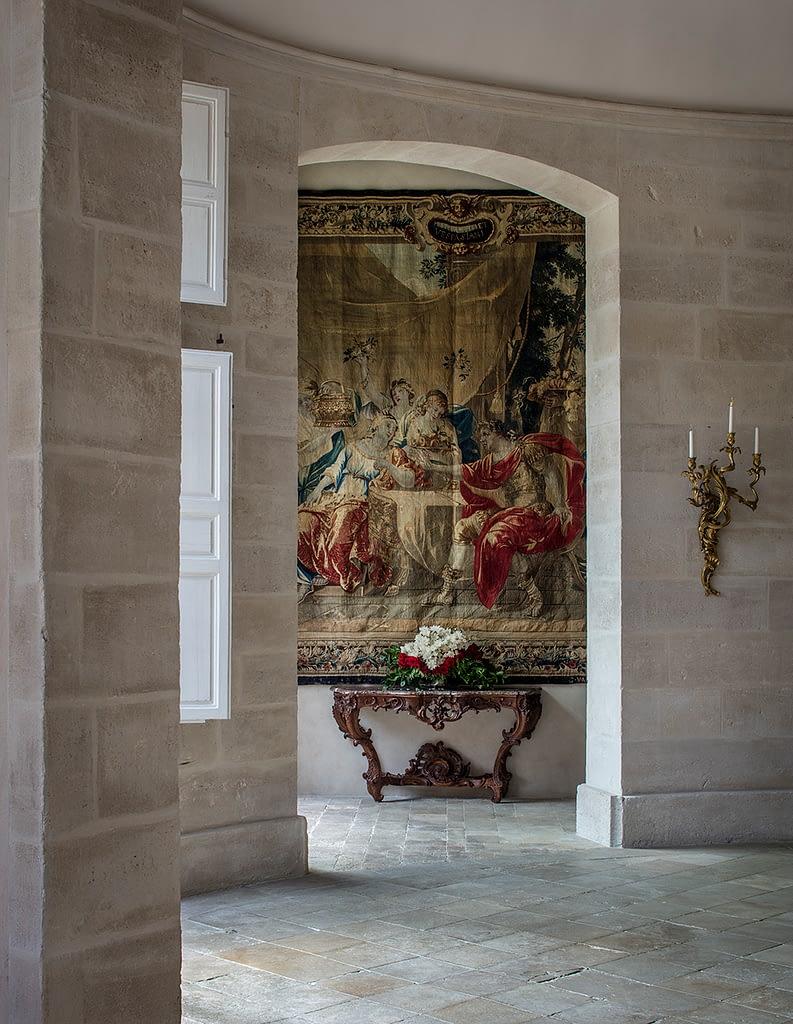 Chateau de Villette France