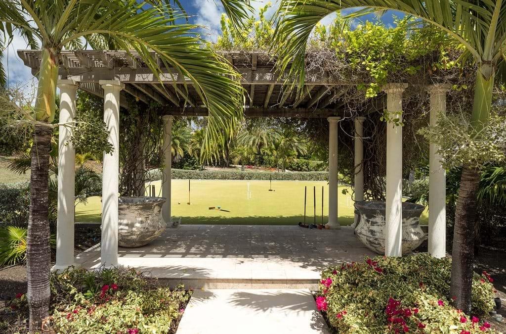 Morning Glory, Jumby Bay Residence, Antigua