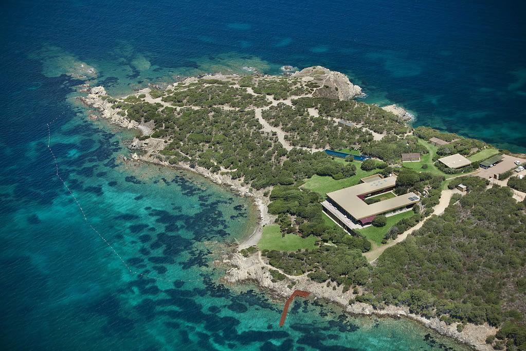 Luca Alberghini Estate Vacation Rental Sardinia