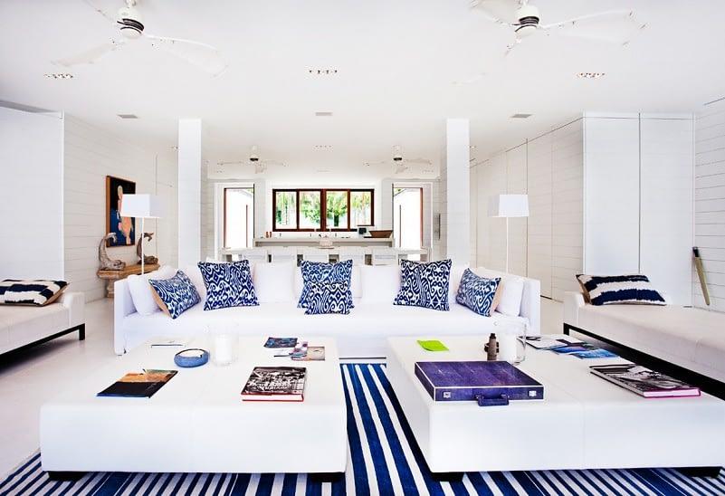 Villa Sand Club St Barths Ultra Luxury Villa Vacation Rental