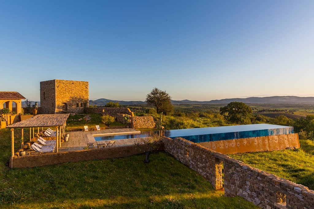 Argentaia Ultra Luxury Villa Rental Tuscany