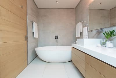 Bathroom 3 at villa 3, Samsara private estate, Kamala, Phuket, Thailand