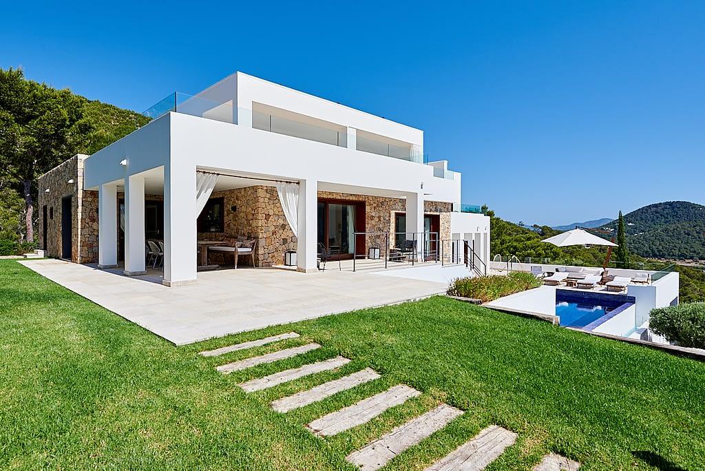 Luxury villa near Amante Ibiza