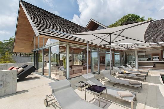 Villa 3, Samsara private estate, Kamala, Phuket, Thailand
