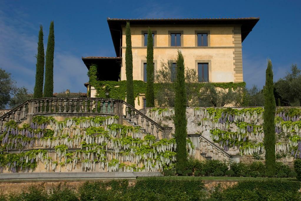 Il Palagio Sting's Tuscany Estate