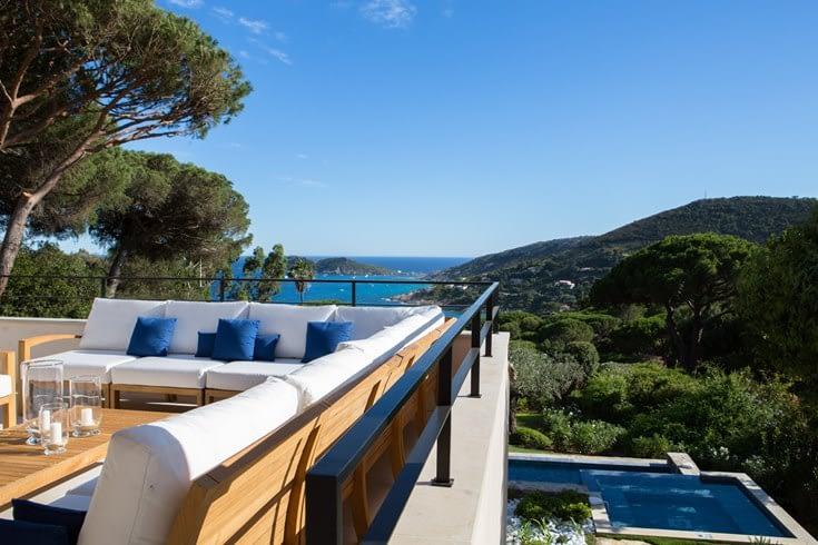 La Reserve Ramatuelle 3-bed villa
