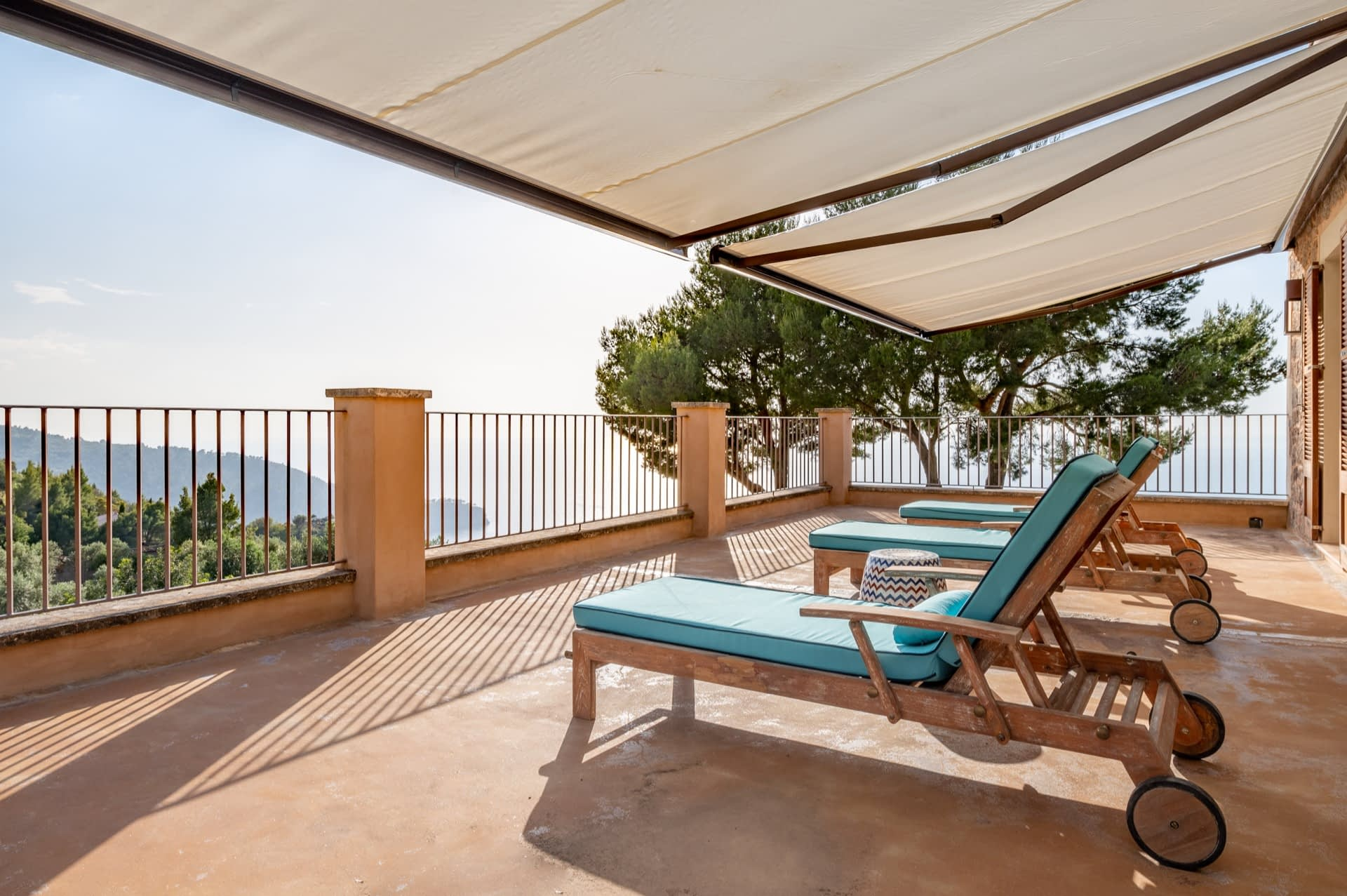 Lovely Design Villa in Tramuntana Mountains near Deia in Mallorca