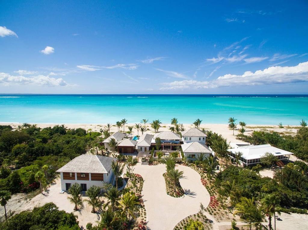 Hawksbill Grace Bay Leeward Ultra Luxury Villa Vacation Rental