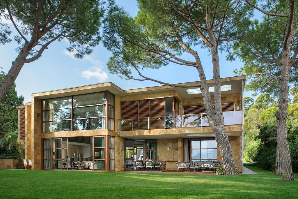 Casa Ventura Saint-Jean-Cap-Ferrat Luxury Villa Rental