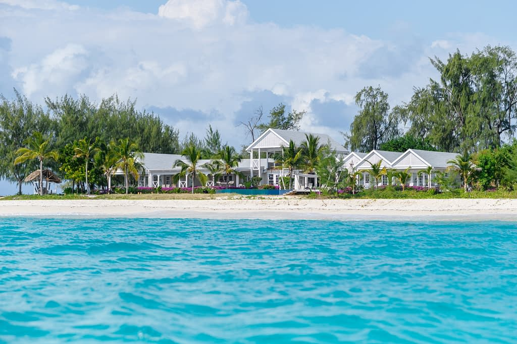 Thanda Private Island Tanzania Ultra Villa Rental