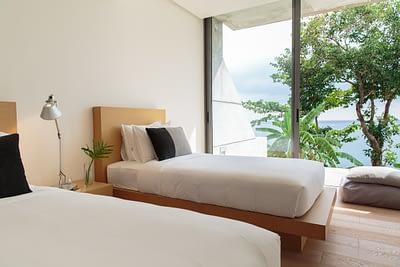 Bedroom 3 at villa 3, Samsara private estate, Kamala, Phuket, Thailand