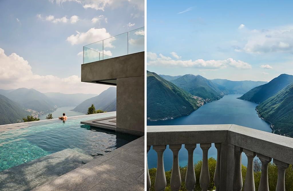Villa Peduzzi Ultra Luxury Villa Rental Lake Como Italy