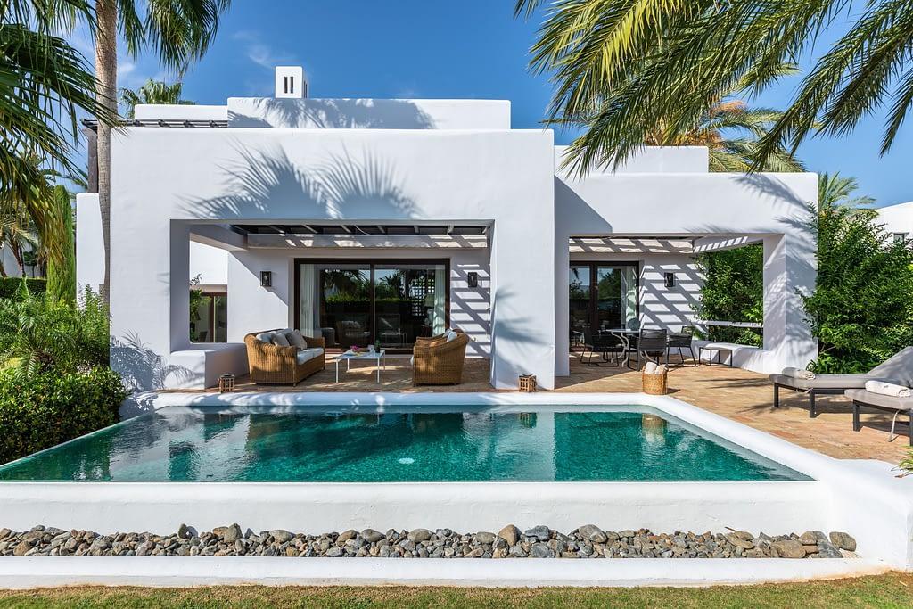 Finca Cortesin Villa Rental Andalucia