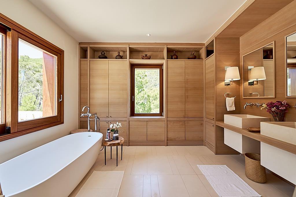 Luxury villa near Amante Beachclub Ibiza