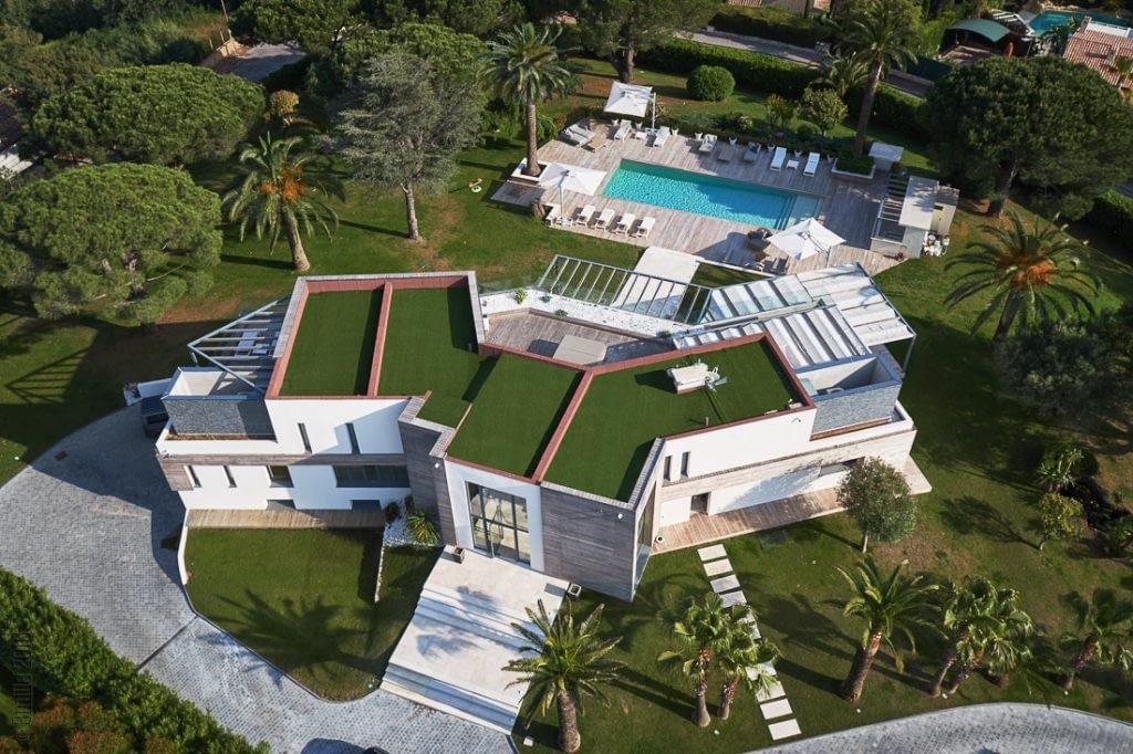 Villa Mirazur, Cannes, France