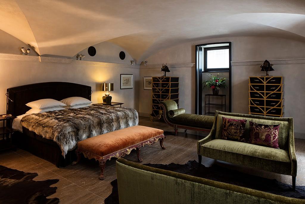 Villa Clara luxury rental property Rome