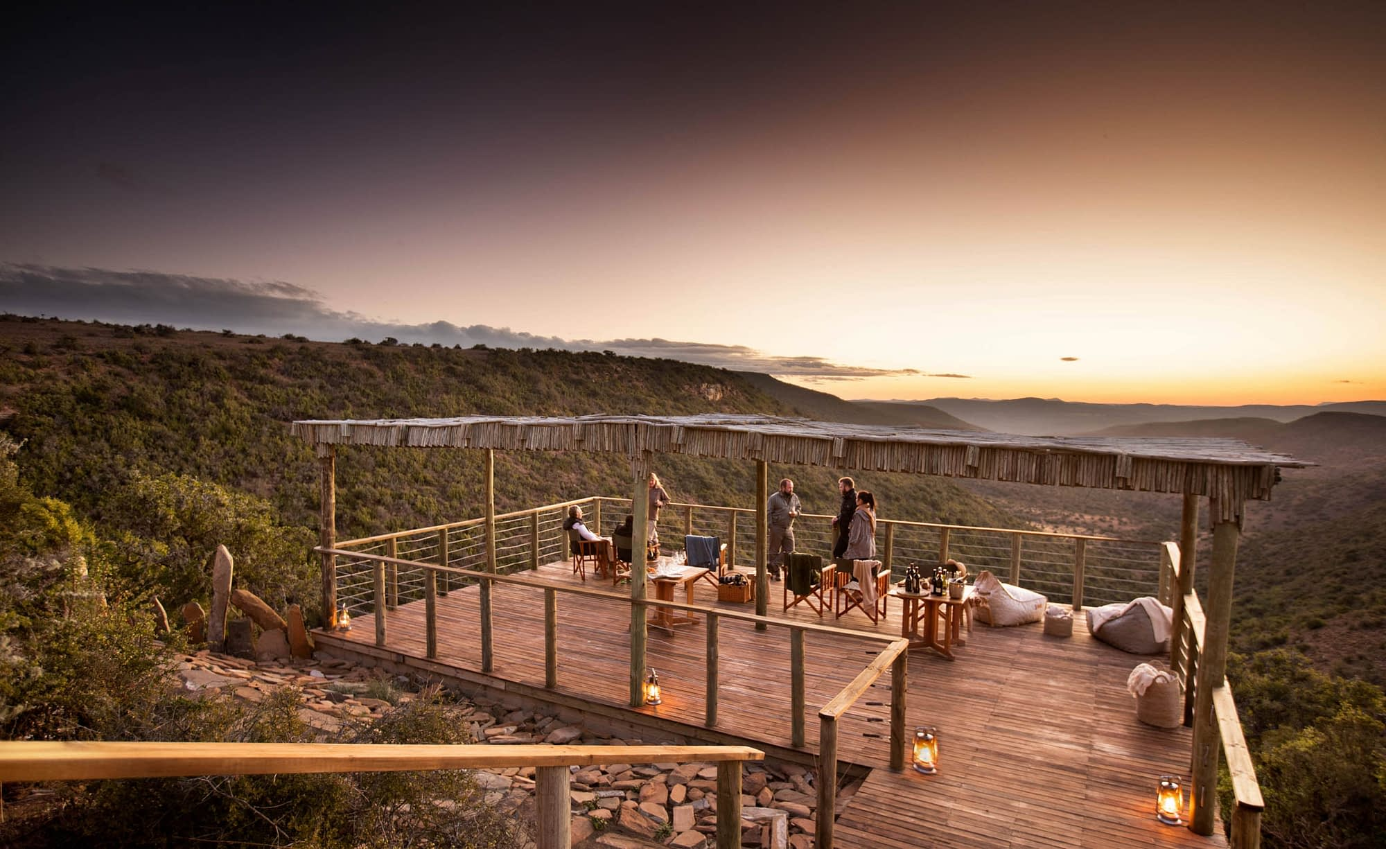 Magic Hills Sky Lodge Great Karoo Eastern Cape South Africa