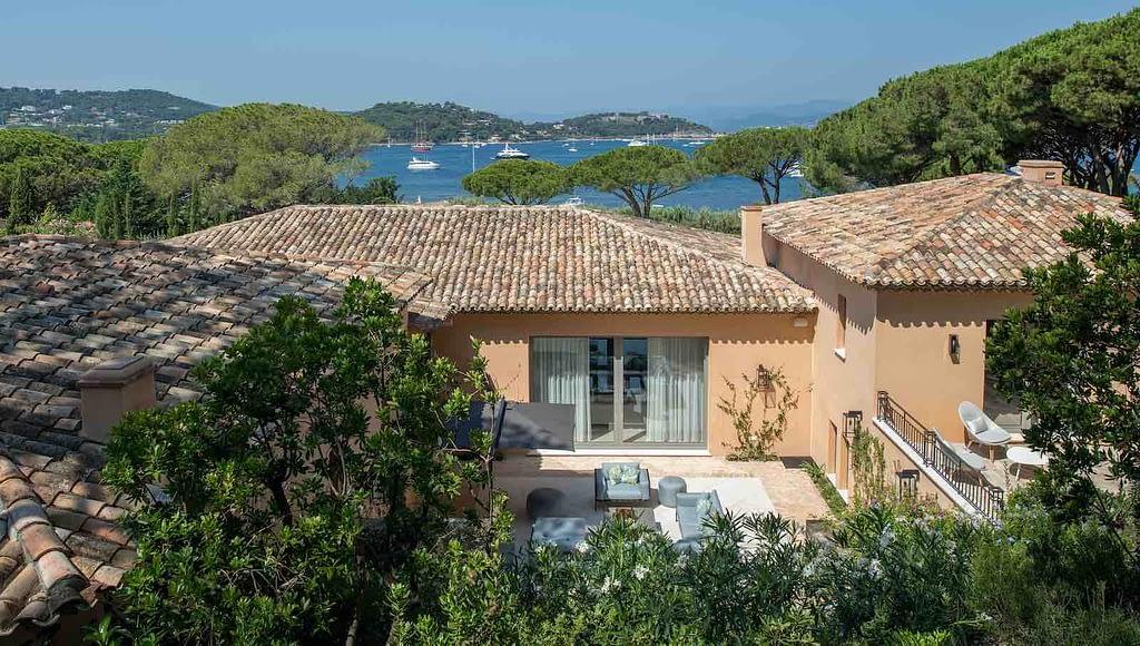 Villa Canoubwest St Tropez