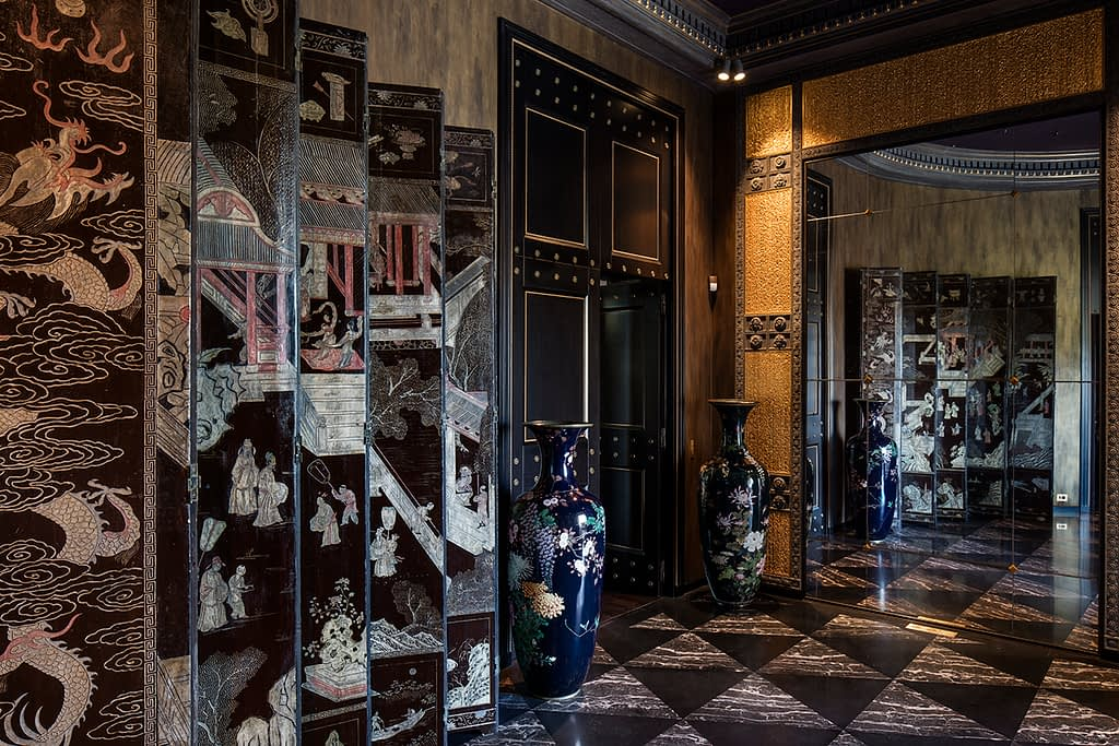 Villa Clara decor luxury property The Heritage Collection Italy