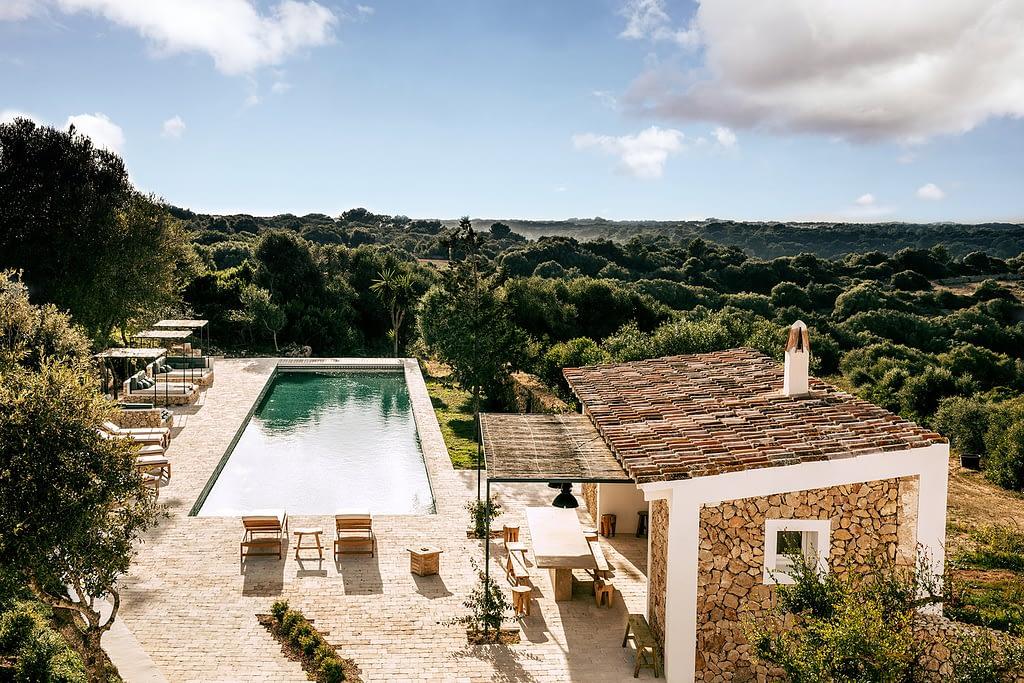 Es Bec d Agila Luxury Villa Rental Menorca
