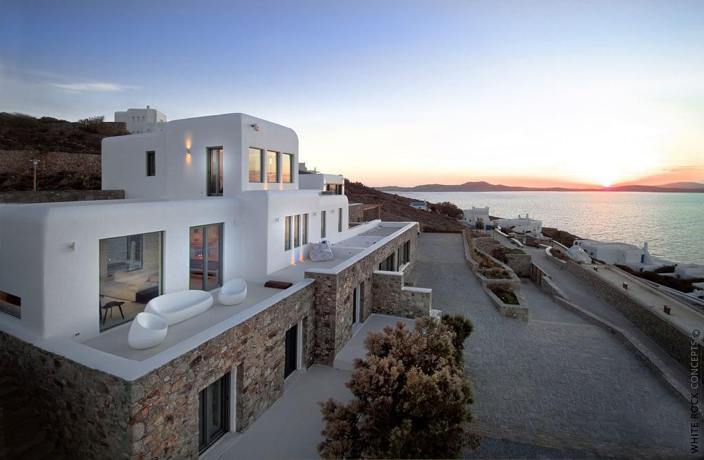 Aleomandra Ultra Luxury Villa Mykonos