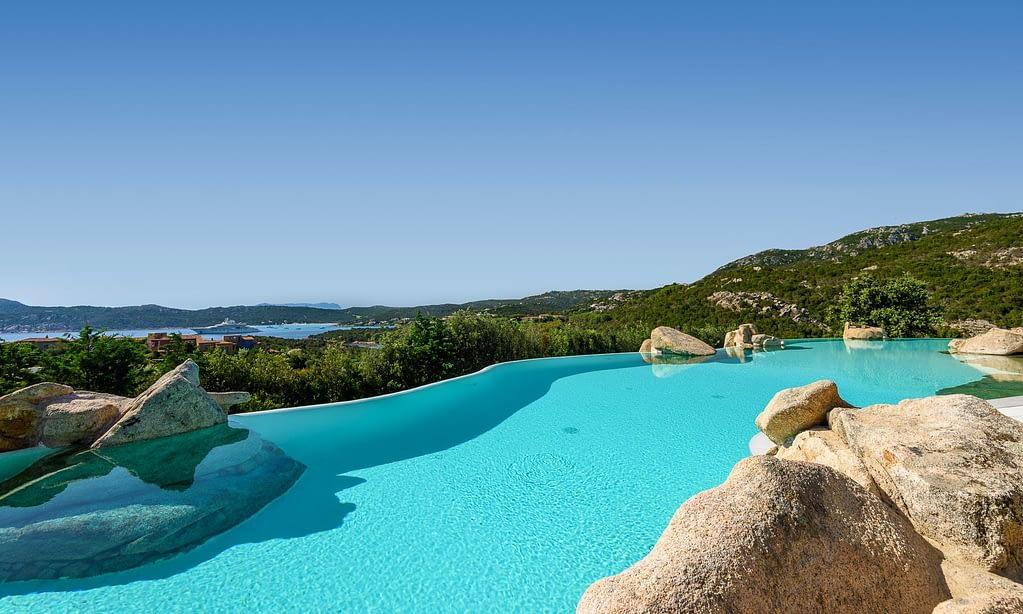 Villa The Rock Porto Cervo Sardinia