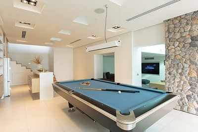Bar and leisure room at villa 3, Samsara private estate, Kamala, Phuket, Thailand
