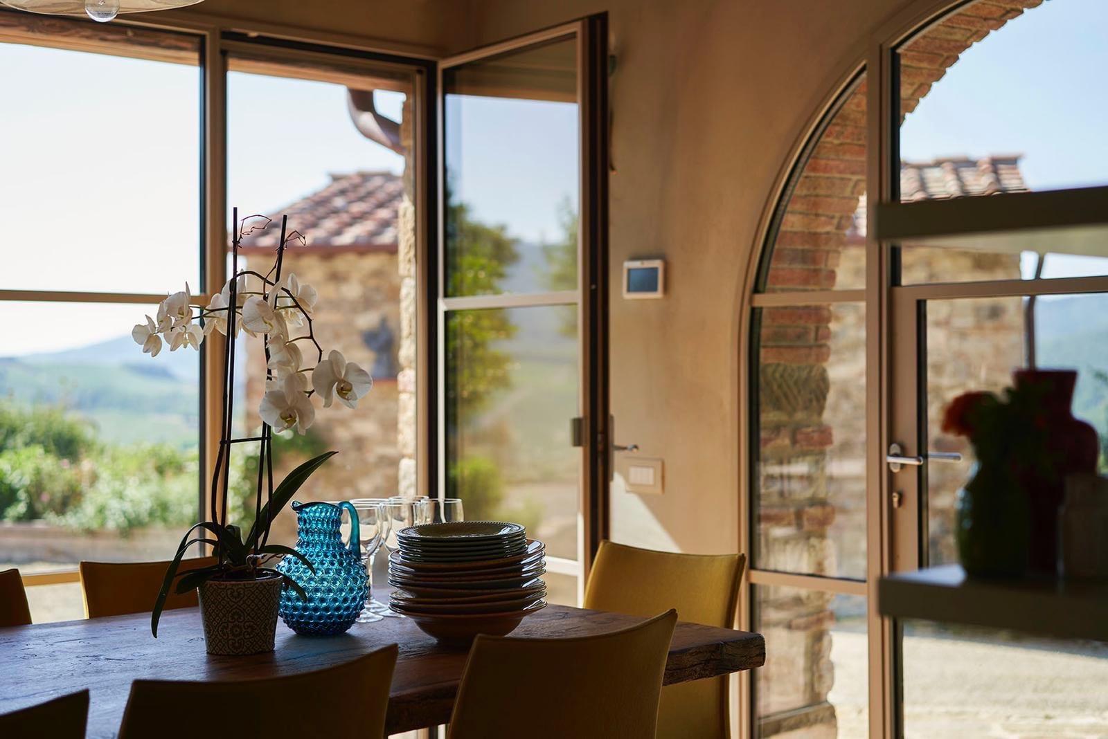 Villa Le Masse Tuscany Italy