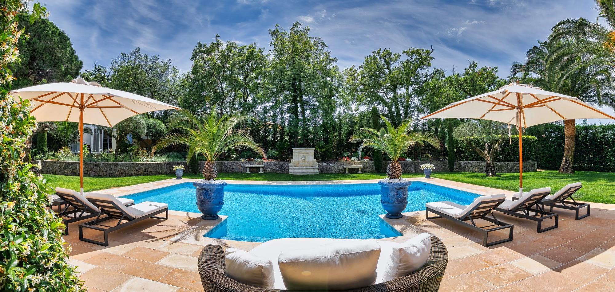 Villa Pearl St Tropez Ultra Luxury Vacation Rental France