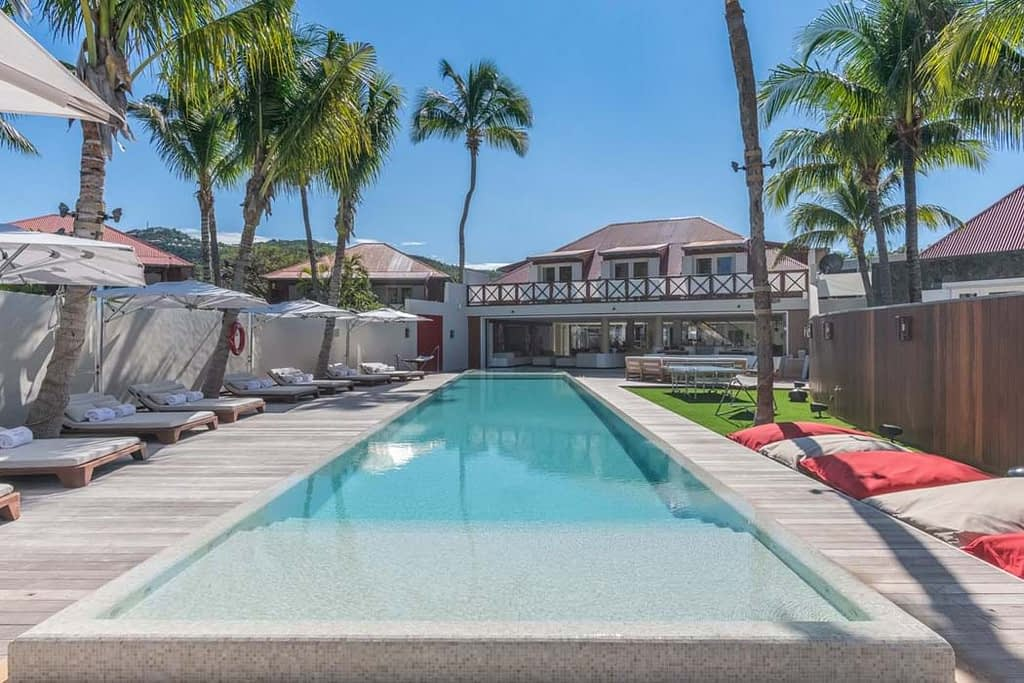 Villa Rockstar Ultra Luxury Villa Vacation Rental St Barths